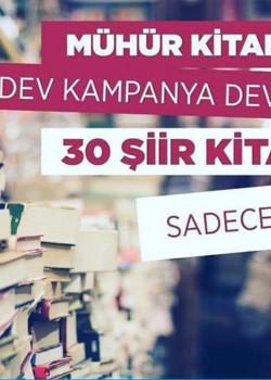 Dev kampanya! Günümüz Şiir Örneği...