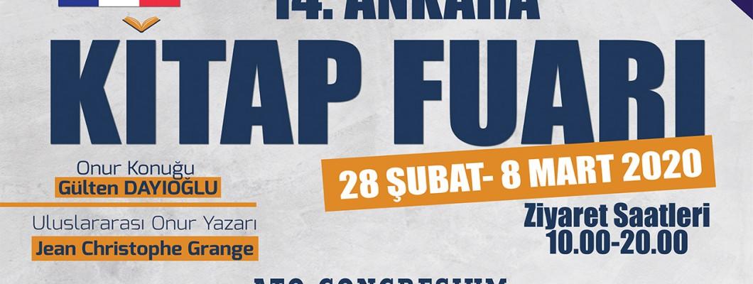 14. Ankara Kitap Fuarı