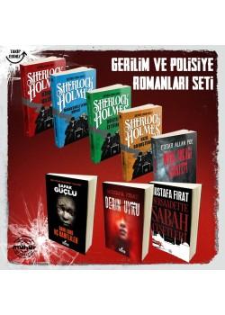 GERİLİM VE POLİSİYE ROMANLARI