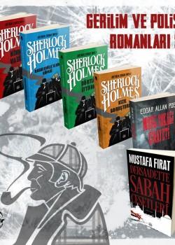 Gerilim ve Polisiye Romanları Seti
