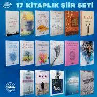 17 Kitaplık Şiir Seti