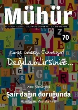 Şiir ve Edebiyat Dergisi Sayı 70